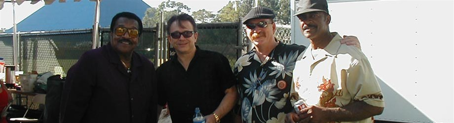 Long Beach Blues Festival 2005 Little Milton, Jimmy Vaughn, Jimi Schutte, Jimmy Dawkins